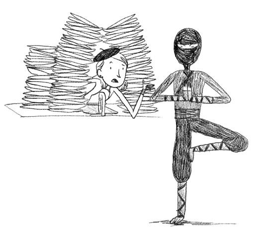 Chapter 4: Don't Interrupt Ninja